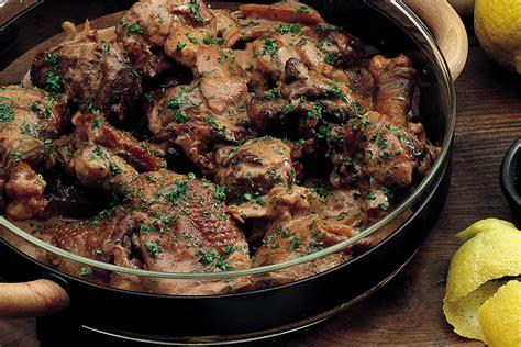 ricette per cucinare anatra ricetta anatra ai porcini la cucina italiana
