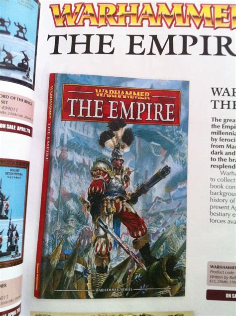 Altar Of Blood Empire fields of blood new empire range pictures