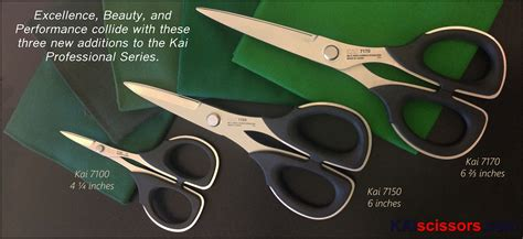 Specialty Kitchen Knives Kai Scissors Quilting And Sewing Scissors