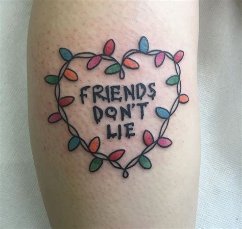 stranger things tattoo ideas tattoo life