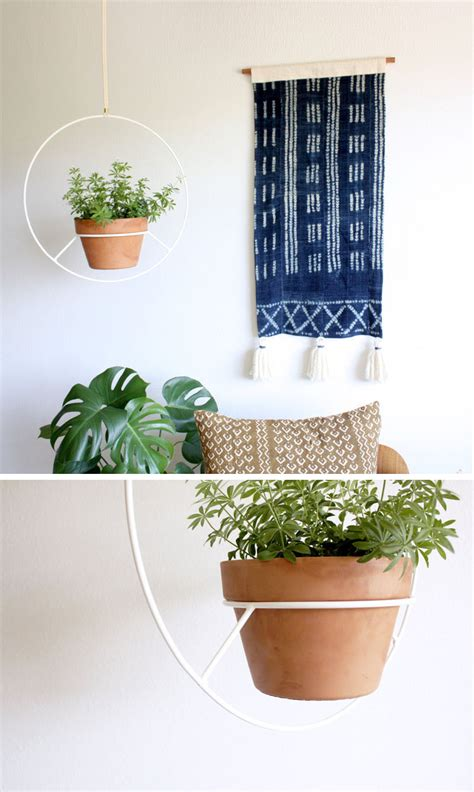 53 Indoor Garden Idea Hang Your Plants From The Ceiling Modern Hanging Planters