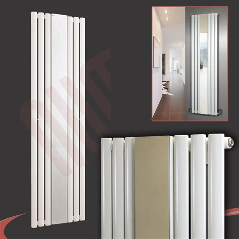 decorative radiators brecon oval tube designer radiators single double horizontal vertical models ebay