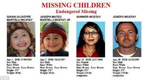 Family Found Still Missing by Skeletal Remains Found In Desert Are Missing Californian