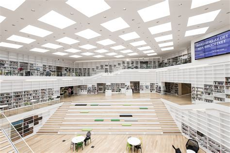 functional layout là gì dalarna media library adept archdaily