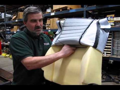 how to replace car seat upholstery atlantic british presents replacing seat covers and foam