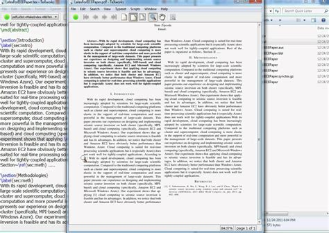 latex apa tutorial latex tutorial how to cite references paper articles in