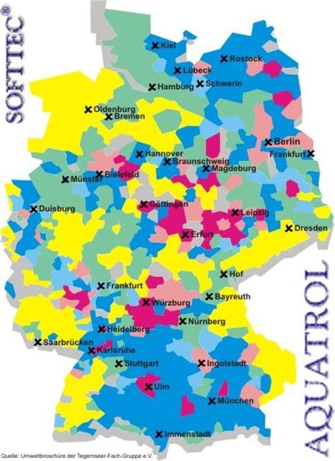 Deutsches Büro Grüne Karte Fax by 1 Wasserh 228 Rte Deutschland Ermitteln Anlagen Baukasten F 252 R