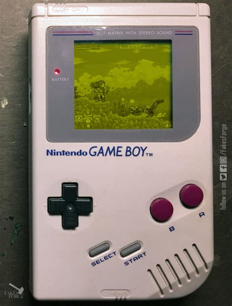gameboy color for sale horizon zero reproduced on classic boy