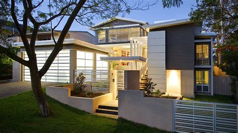 split level house designs brisbane a 1960 s single story weatherboard home transformed into a modern split level home in