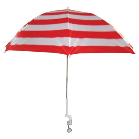 Rona Patio Umbrella Cl Patio Umbrella 47 Quot X 34 Quot Coral White Rona