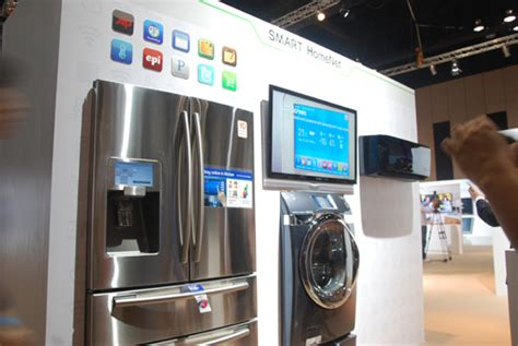 samsung smart home aims to household appliciances