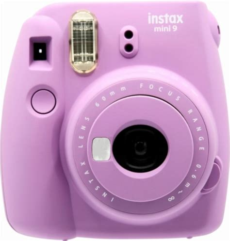 best instax fujifilm instax mini 9 instant purple 16561991