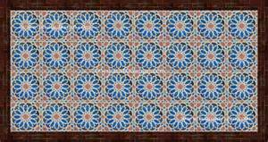 Ceramic Tile Patterns For Kitchen Backsplash Moroccan Tile Design Examples Moroccan Border Tile