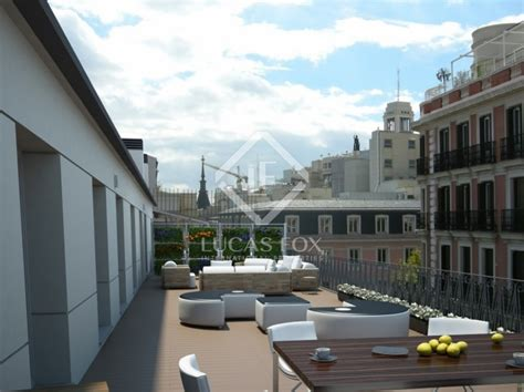 madrid appartments apartments with terrace in madrid lucas fox