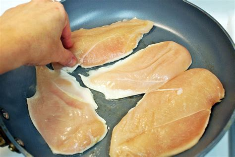 how to cook a thin cut boneless chicken breast leaftv