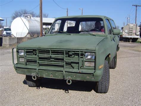 truck wiring diagram 1985 chevy cucv m1008 truck get