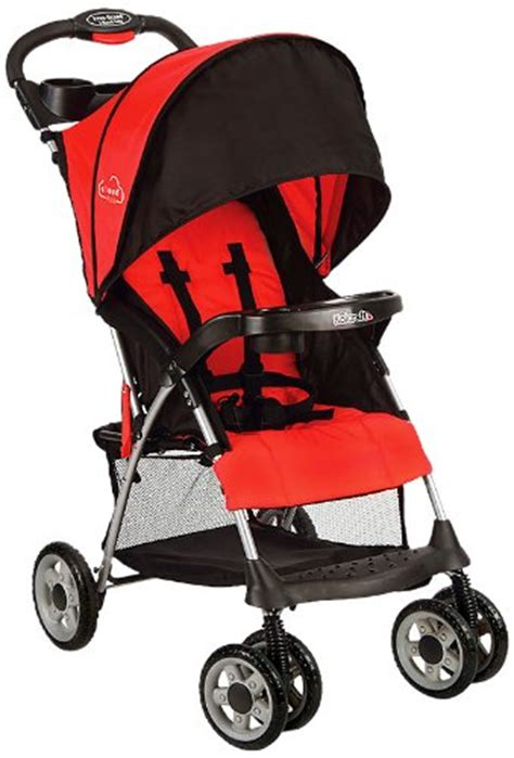 Best Lightweight Strollers For Travel With Baby Toddler