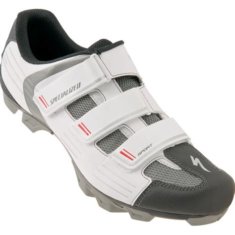 specialised sport mtb shoe bike24 specialized sport mtb shoe 2013 white