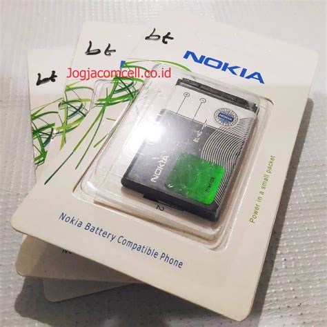 Baterai Nokia Bl 4c 6100 1265 1325 2228 2650 2652 3108 3500c 6066 6088 baterai nokia bl 4c bt harga murah