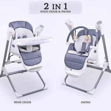 swing to high chair 2 in 1 baby high chair wooden high chair