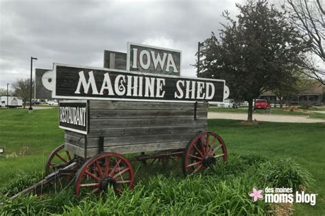 Machine Shed Urbandale we urbandale a guide to des moines neighborhoods