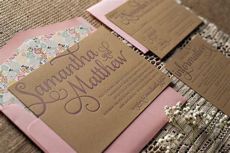 rustic wedding invitations 18 gorgeous rustic wedding invitations