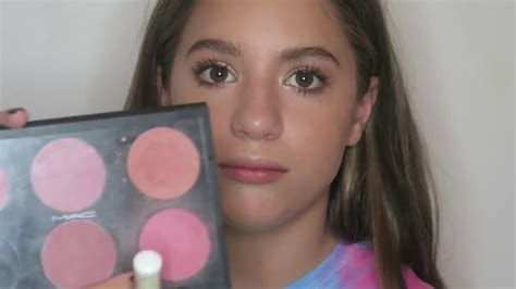 makeup tutorial mackenzie ziegler makeup tutorials mackenzie makeup vidalondon