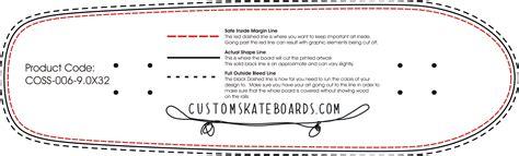 Longboard Design Template by Pintail Longboard Design Template Www Pixshark