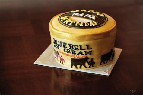 Wedding Cake Blue Bell by Blue Bell Cake Cakes And Cupcakes