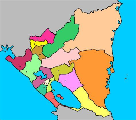 imagenes satelitales nicaragua mapas de nicaragua