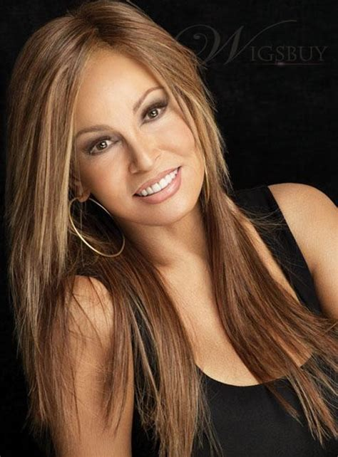 pics com of com light hair in front and shark in back fashonlacewigsale com gorgeous raquel welch hairstyle long