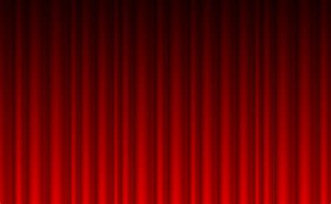 Pin red curtain backgrounds theatre stage illustration in a dark color