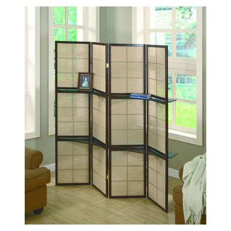raumteiler faltbar room divider screens casual cottage