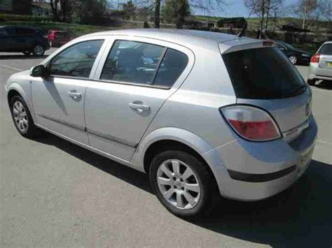 Vauxhall Astra Twinport 2004 54 Vauxhall Astra Club Twinport 1 6 F S H Clean