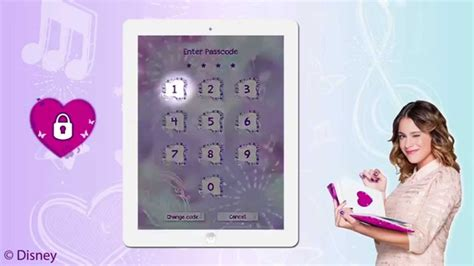 How To Make A Secret Diary Out Of Paper - violetta secret diary app transforme ta tablette en
