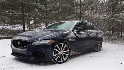 jaguar xf front wheel drive review 2016 jaguar xf s rear wheel drive luxury takes