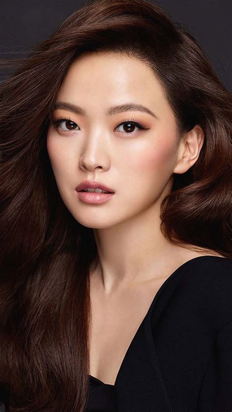 actress of korea hk32 woohee kpop korean actress celebrity asian wallpaper