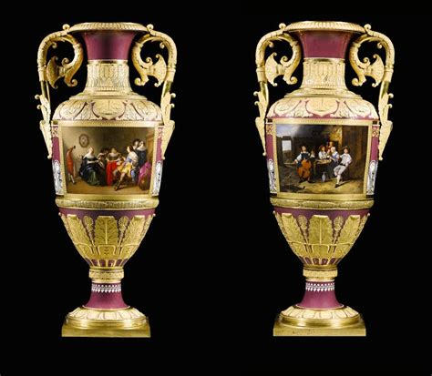Imperial Vase by Imperial Vases At Sotheby S Russian Sales