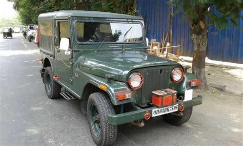 mahindra army vehicles mahindra mm550 ex army jeep 2013 registered for immediate