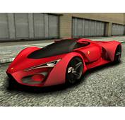 GTA San Andreas Ferrari F80 Concept Mod  GTAinsidecom