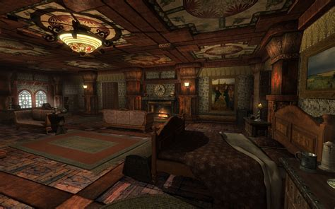 skyrim bedroom skyrim nexus mods and community