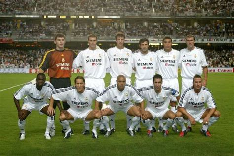 imagenes real madrid galacticos real madrid plantilla de los galacticos real madrid