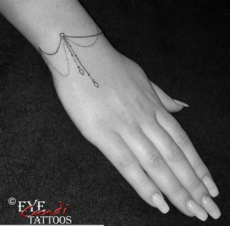 40 beautiful bracelet tattoos for men amp women tattooblend