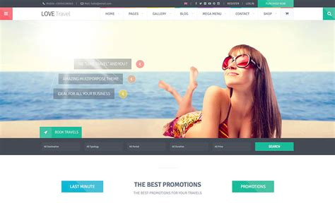 best home websites 50 best wordpress travel themes for blogs hotels and