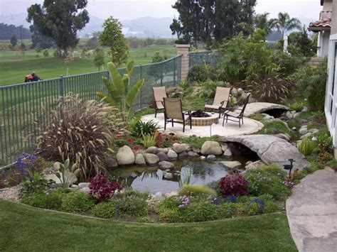 backyard landscaping here s a beautiful island patio bac