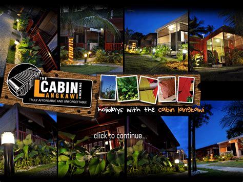 cabin resort langkawi cipina the cabin chalet dari kontena terpakai