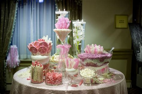 Sweet Buffet Table Wedding Candy Buffet How To Create A Spectacular One