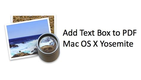 mac add text to how to write text on pdf file on mac