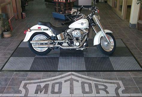 Harley Davidson Parking Mat by Harley Davidson Motorcycle Parking Pad Harley Free