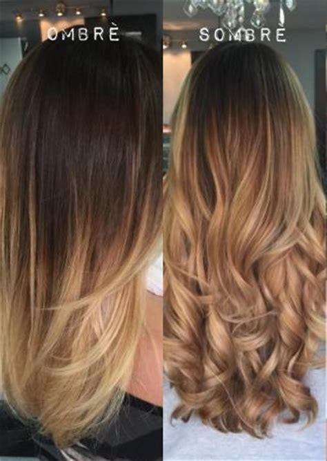 balayage hair que es włosy ombre czy włosy sombre styliści b k warszawa